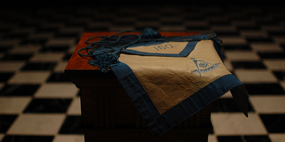 past master's apron