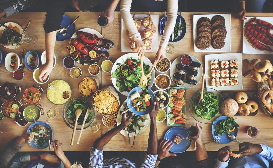 Masonic Family Style Dinner