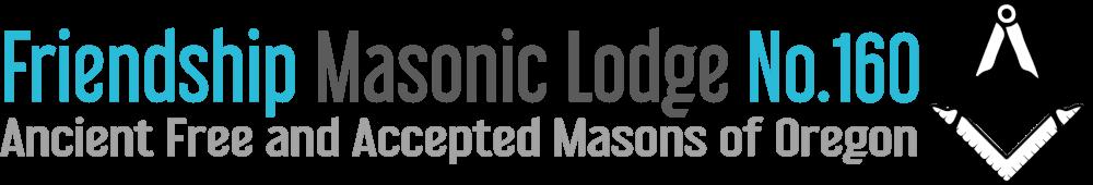 Friendship Masonic Lodge No. 160 A.F. & A.M.